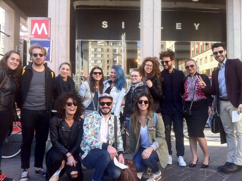 Our experience 12 mesi al milano fashion institute for Milano fashion school