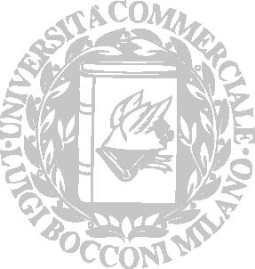 bocconi logo